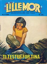 Cover Thumbnail for Lillemor (Serieforlaget / Se-Bladene / Stabenfeldt, 1969 series) #17/1979