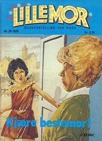 Cover Thumbnail for Lillemor (Serieforlaget / Se-Bladene / Stabenfeldt, 1969 series) #20/1979