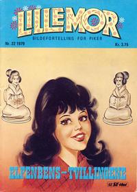 Cover Thumbnail for Lillemor (Serieforlaget / Se-Bladene / Stabenfeldt, 1969 series) #22/1979