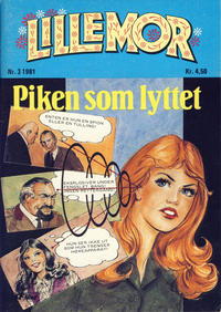 Cover Thumbnail for Lillemor (Serieforlaget / Se-Bladene / Stabenfeldt, 1969 series) #3/1981