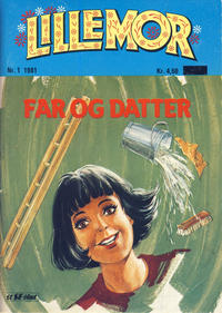 Cover Thumbnail for Lillemor (Serieforlaget / Se-Bladene / Stabenfeldt, 1969 series) #1/1981