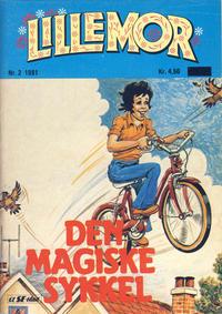 Cover Thumbnail for Lillemor (Serieforlaget / Se-Bladene / Stabenfeldt, 1969 series) #2/1981