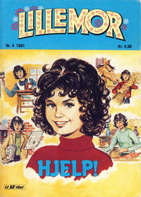 Cover Thumbnail for Lillemor (Serieforlaget / Se-Bladene / Stabenfeldt, 1969 series) #4/1981