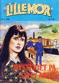 Cover Thumbnail for Lillemor (Serieforlaget / Se-Bladene / Stabenfeldt, 1969 series) #7/1981