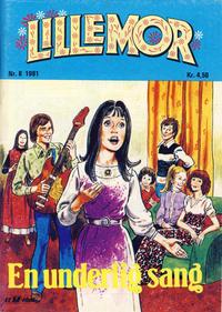 Cover Thumbnail for Lillemor (Serieforlaget / Se-Bladene / Stabenfeldt, 1969 series) #8/1981