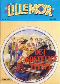 Cover Thumbnail for Lillemor (Serieforlaget / Se-Bladene / Stabenfeldt, 1969 series) #9/1981