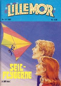 Cover Thumbnail for Lillemor (Serieforlaget / Se-Bladene / Stabenfeldt, 1969 series) #13/1981