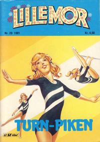 Cover Thumbnail for Lillemor (Serieforlaget / Se-Bladene / Stabenfeldt, 1969 series) #20/1981