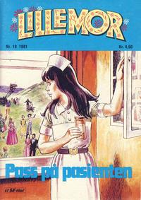 Cover Thumbnail for Lillemor (Serieforlaget / Se-Bladene / Stabenfeldt, 1969 series) #19/1981