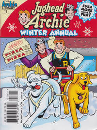 Cover Thumbnail for Jughead and Archie Double Digest (Archie, 2014 series) #18