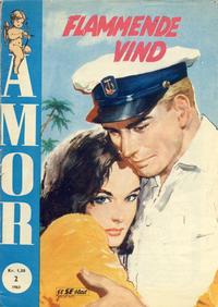 Cover Thumbnail for Amor (Serieforlaget / Se-Bladene / Stabenfeldt, 1961 series) #2/1963