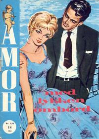 Cover Thumbnail for Amor (Serieforlaget / Se-Bladene / Stabenfeldt, 1961 series) #14/1963