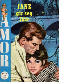 Cover Thumbnail for Amor (Serieforlaget / Se-Bladene / Stabenfeldt, 1961 series) #24/1962