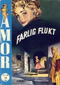 Cover Thumbnail for Amor (Serieforlaget / Se-Bladene / Stabenfeldt, 1961 series) #12/1961