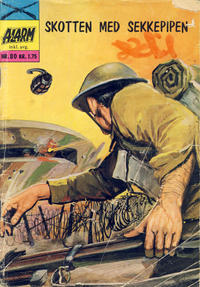 Cover Thumbnail for Alarm (Illustrerte Klassikere / Williams Forlag, 1964 series) #80