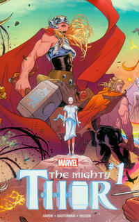Cover Thumbnail for Mighty Thor (Marvel, 2016 series) #1