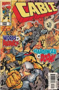 Cover Thumbnail for Cable (Marvel, 1993 series) #66 [Direct Edition]