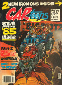 Cover Thumbnail for CARtoons (Petersen Publishing, 1961 series) #[146]