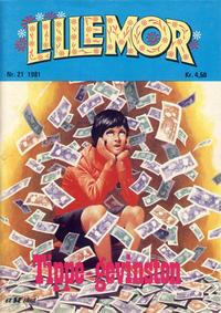 Cover Thumbnail for Lillemor (Serieforlaget / Se-Bladene / Stabenfeldt, 1969 series) #21/1981