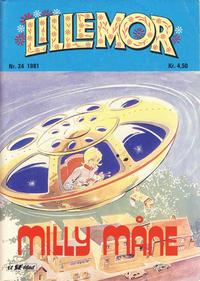Cover Thumbnail for Lillemor (Serieforlaget / Se-Bladene / Stabenfeldt, 1969 series) #24/1981