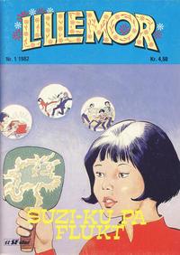 Cover Thumbnail for Lillemor (Serieforlaget / Se-Bladene / Stabenfeldt, 1969 series) #1/1982