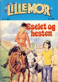 Cover Thumbnail for Lillemor (Serieforlaget / Se-Bladene / Stabenfeldt, 1969 series) #2/1982