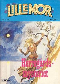 Cover Thumbnail for Lillemor (Serieforlaget / Se-Bladene / Stabenfeldt, 1969 series) #3/1982