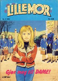 Cover Thumbnail for Lillemor (Serieforlaget / Se-Bladene / Stabenfeldt, 1969 series) #4/1982