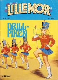 Cover Thumbnail for Lillemor (Serieforlaget / Se-Bladene / Stabenfeldt, 1969 series) #8/1982