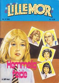 Cover Thumbnail for Lillemor (Serieforlaget / Se-Bladene / Stabenfeldt, 1969 series) #9/1982
