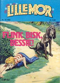 Cover Thumbnail for Lillemor (Serieforlaget / Se-Bladene / Stabenfeldt, 1969 series) #10/1982