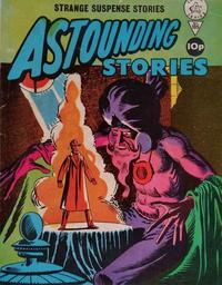 Cover Thumbnail for Astounding Stories (Alan Class, 1966 series) #105