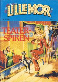 Cover Thumbnail for Lillemor (Serieforlaget / Se-Bladene / Stabenfeldt, 1969 series) #12/1982