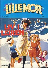 Cover Thumbnail for Lillemor (Serieforlaget / Se-Bladene / Stabenfeldt, 1969 series) #14/1982
