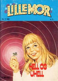 Cover Thumbnail for Lillemor (Serieforlaget / Se-Bladene / Stabenfeldt, 1969 series) #17/1982