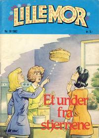Cover Thumbnail for Lillemor (Serieforlaget / Se-Bladene / Stabenfeldt, 1969 series) #18/1982