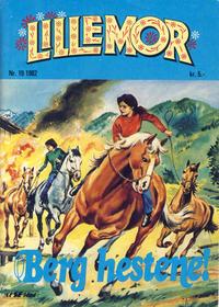 Cover Thumbnail for Lillemor (Serieforlaget / Se-Bladene / Stabenfeldt, 1969 series) #19/1982