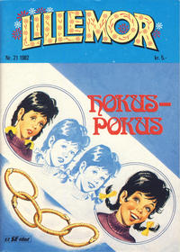 Cover Thumbnail for Lillemor (Serieforlaget / Se-Bladene / Stabenfeldt, 1969 series) #21/1982