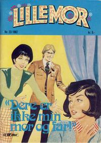 Cover Thumbnail for Lillemor (Serieforlaget / Se-Bladene / Stabenfeldt, 1969 series) #23/1982