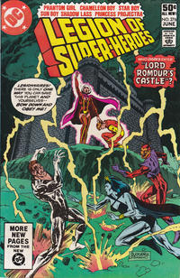Cover Thumbnail for The Legion of Super-Heroes (DC, 1980 series) #276 [Direct]