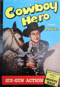 Cover Thumbnail for Cowboy Hero Annual (L. Miller & Son, 1957 series) #2