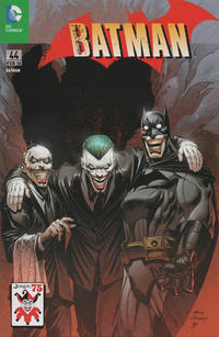 Cover Thumbnail for Batman (Panini Deutschland, 2012 series) #44 (109) [Joker Variant-Cover-Edition]