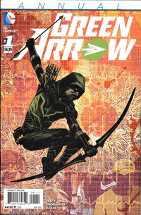 Cover Thumbnail for Green Arrow Annual (DC, 2015 series) #1