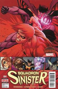 Cover Thumbnail for Squadron Sinister (Marvel, 2015 series) #4