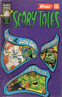 Cover Thumbnail for Scary Tales (K. G. Murray, 1977 series) #1