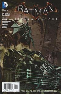 Cover Thumbnail for Batman: Arkham Knight (DC, 2015 series) #4
