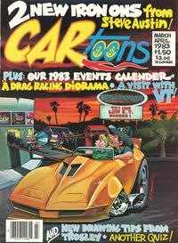 Cover Thumbnail for CARtoons (Petersen Publishing, 1961 series) #[133]