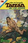 Cover for Tarzan Serie Avestruz (Editorial Novaro, 1975 series) #38