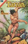 Cover for Tarzan Serie Avestruz (Editorial Novaro, 1975 series) #107