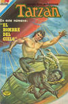 Cover for Tarzan Serie Avestruz (Editorial Novaro, 1975 series) #151
